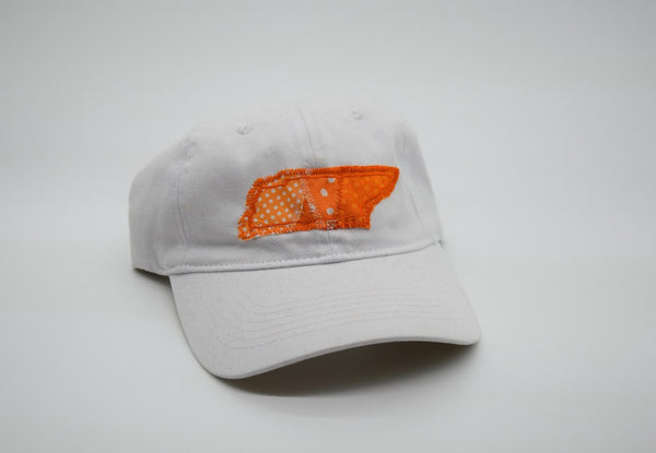 Tennessee Embroidered Applique Hat