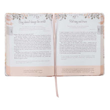 Load image into Gallery viewer, Walking in Grace- Leather Devotional Gift Book