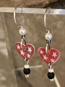 Hadleigh's Heart Earrings