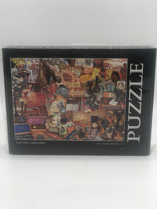 Civil War Collectibles Puzzle