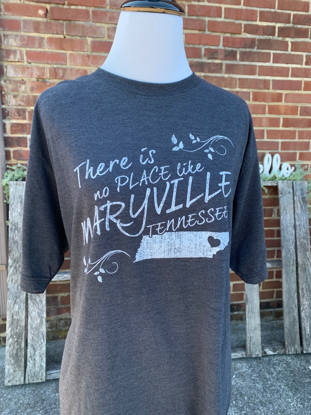 SALE-No place like Maryville, Tennessee Tee
