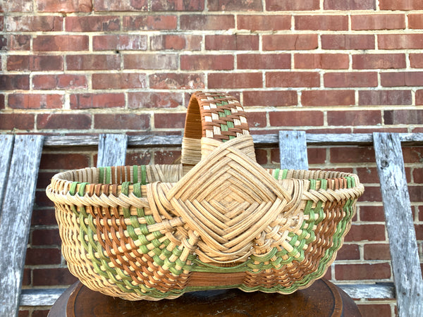 Large Oval Egg Basket