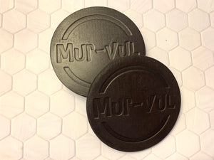 Leather Car Coasters
