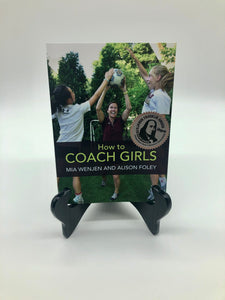 How to Coach Girls Book