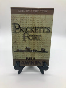 Prickett's Fort- Novel