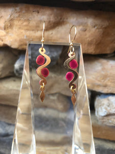 Sahra Swirl Earrings