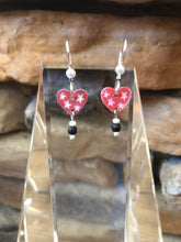 Load image into Gallery viewer, Hadleigh's Heart Earrings