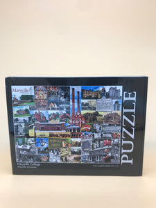 Maryville College Original Puzzle