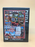 Home of the Scots: Maryville College Puzzle