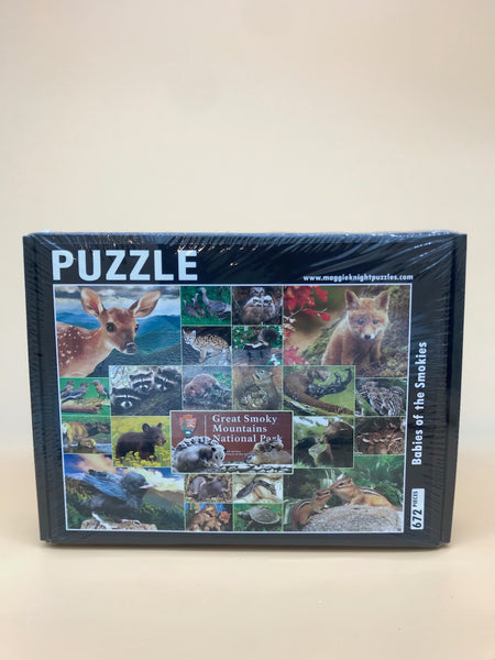 Babies of the Smokies Puzzle