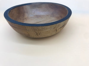Hand-Turned Petite Wooden Bowl