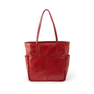 Noble Tote in Brick
