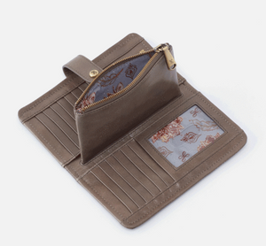 Torch Wallet in Gravel
