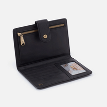 Load image into Gallery viewer, Pax Wallet in Matte Black