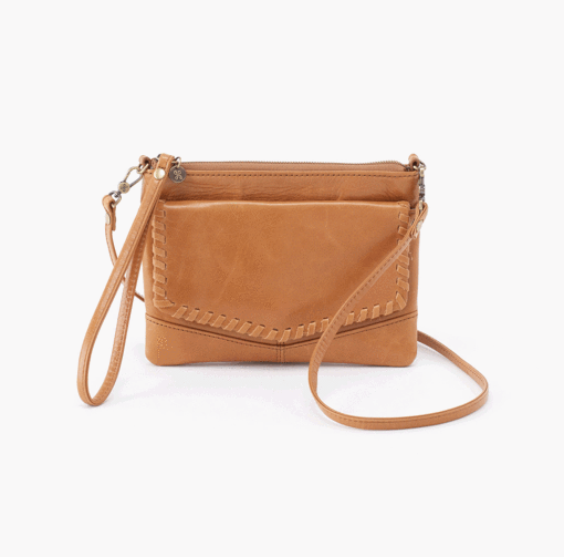 Stroll Crossbody in Honey