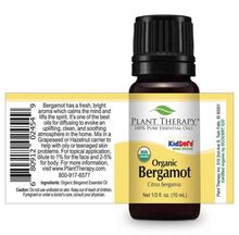 Load image into Gallery viewer, Bergamot Pure Essential Oil