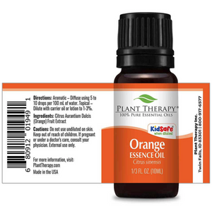 Orange Pure Essential Oil