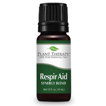 Load image into Gallery viewer, Respir Aid Pure Essential Oil Blend
