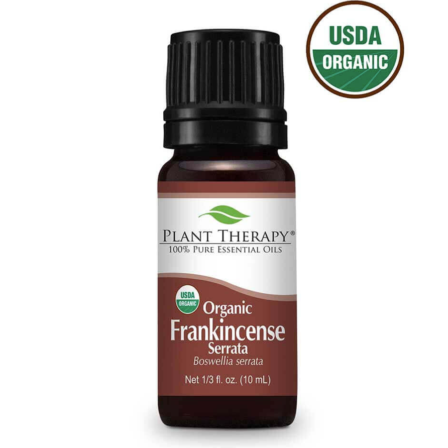 Frankincense Serrata Organic Essential Oil