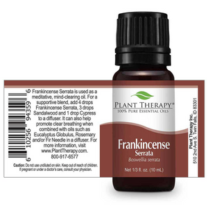 Frankincense Serrata Essential Oil