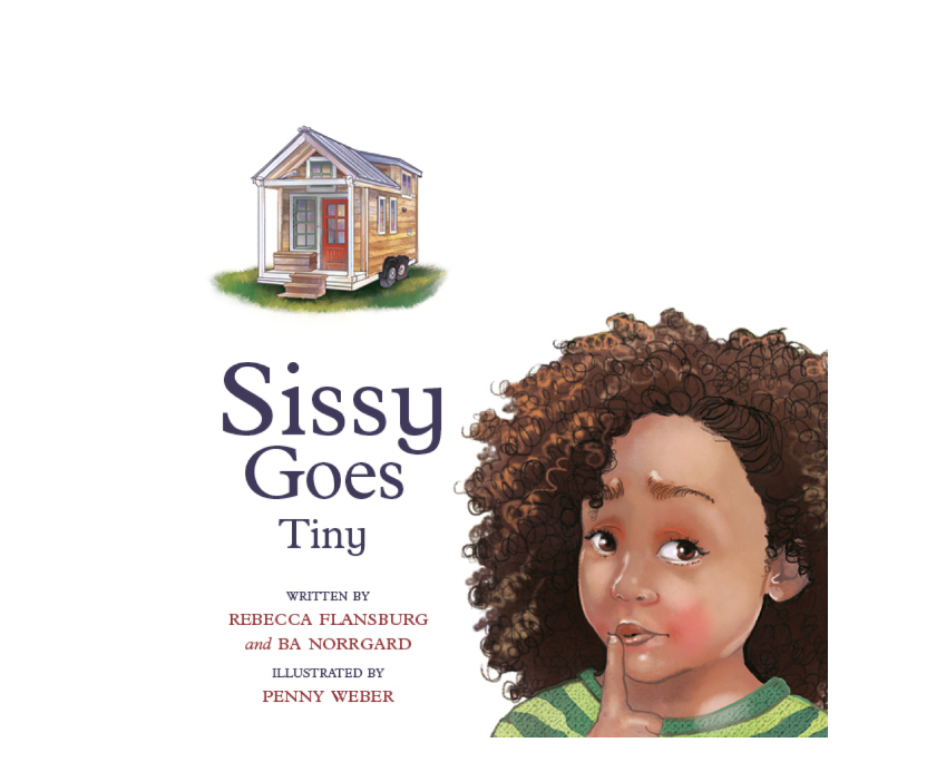 Sissy Goes Tiny- Book
