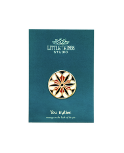 You Matter- Enamel Pin