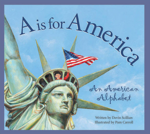 A is for America- Children's Book