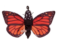 Monarch Life Cycle Reversible Puppet
