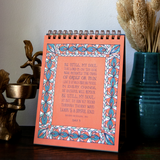 30 Days of Hymns Perpetual Calendar
