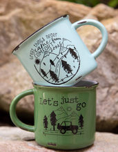 Load image into Gallery viewer, Natural Life Camp Mugs