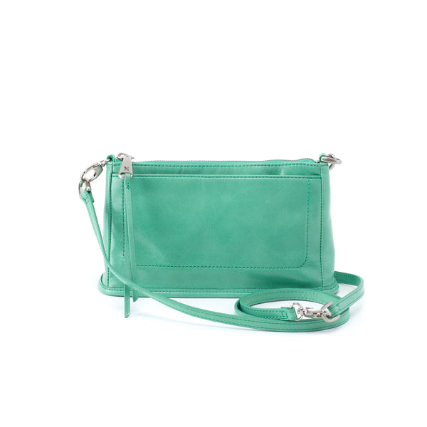Cadence Convertible Crossbody in Mint