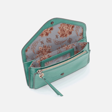 Load image into Gallery viewer, Ford Wristlet Wallet in Seafoam