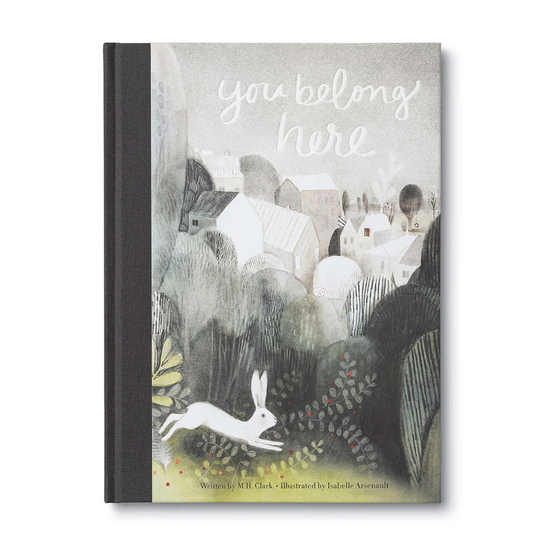 You Belong Here- Children's Book