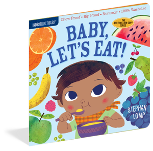 Indestructibles Baby Books