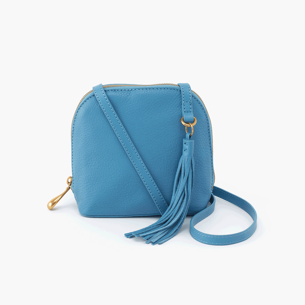 Nash Crossbody in Dusty Blue