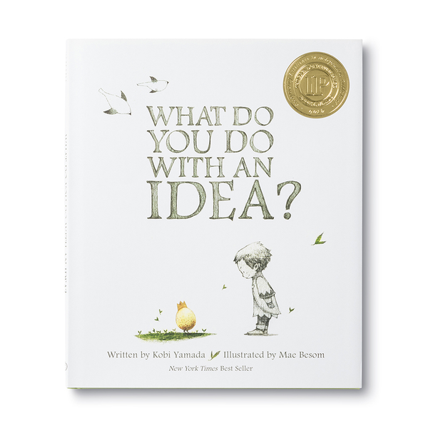 What Do You Do With an Idea?- Book