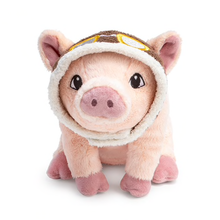 Load image into Gallery viewer, Maybe-Flying Plush Pig-