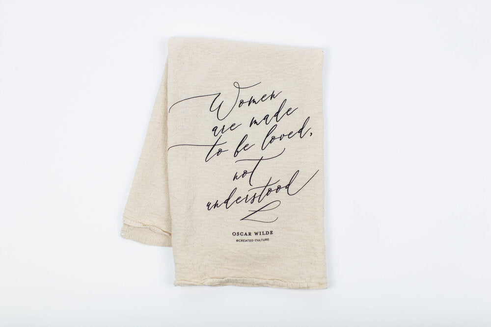 To be Loved Tea Towels