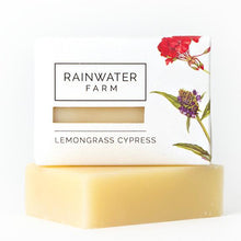 Load image into Gallery viewer, Lemongrass Cypress Soap