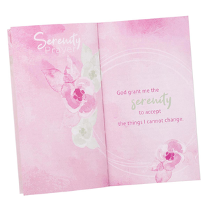 The Serenity Prayer Promise Book