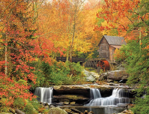 Old Grist Mill Puzzle