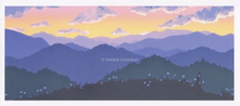 Load image into Gallery viewer, An Appalachian Sunset Notecard Set