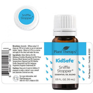 Sniffle Stopper Essential Oil Blend