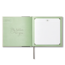 Load image into Gallery viewer, Letters to You - Keepsake Book