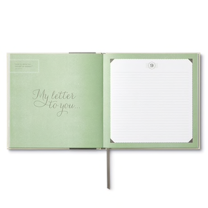 Letters to You - Keepsake Book
