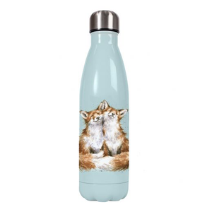 Foxes Water Bottle