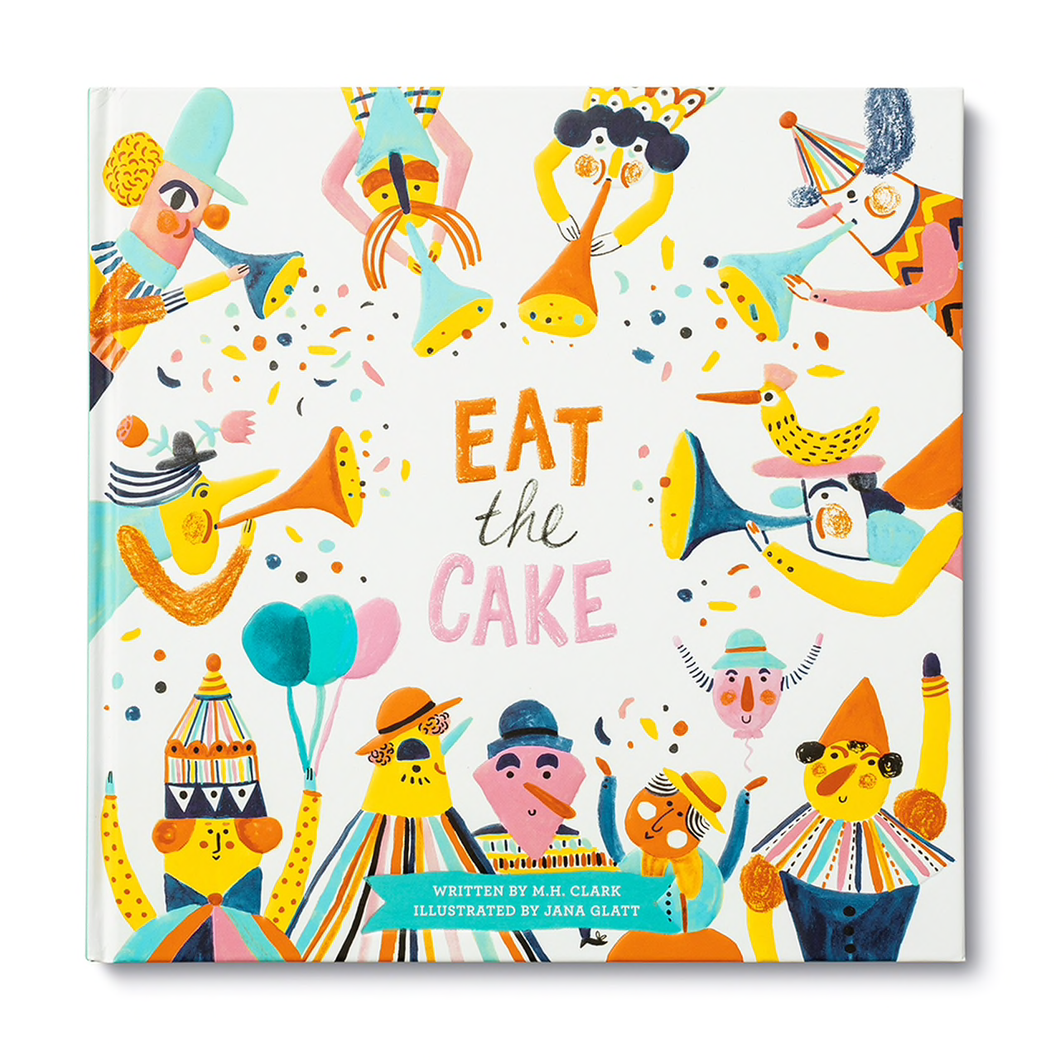 Eat The Cake- Children's Book