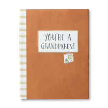 Load image into Gallery viewer, You're a Grandparent- Gift Book