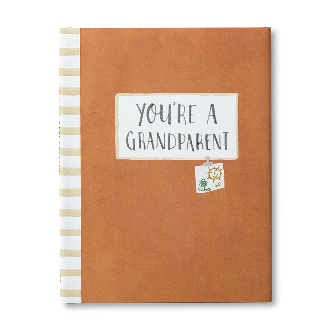 You're a Grandparent- Gift Book