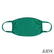 Load image into Gallery viewer, Assorted Kids Reusable Cloth T-Shirt Masks